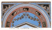 Detail/Loggia in the Vatican IV