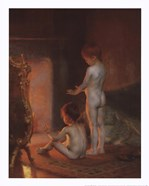 After the Bath, 1890