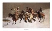 Return of the Blackfoot War Party