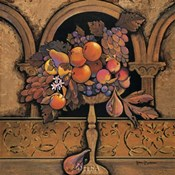 Memories of Provence/Grapes & Persimmons