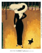 Parisienne (La Dame au Chien)