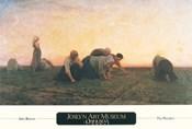 The Weeders, 1860