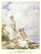 Summer Clouds, 1917