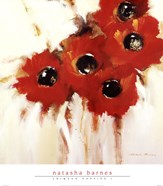 Crimson Poppies I