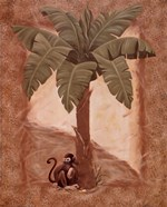 Monkey Palm II