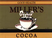 Miller&#39;s Cocoa