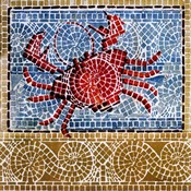 Mosaic Crab