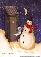 Frosty's Outhouse