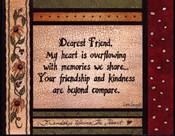 Dearest Friend