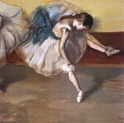 Danseuse Au Repos