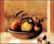 Tuscan Fruit Bowl I