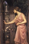 Psyche Entering Cupid&#39;s Garden, c.1905