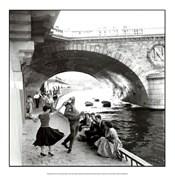 Rock n Roll sur les Quais de Paris