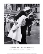 Kissing the War Goodbye