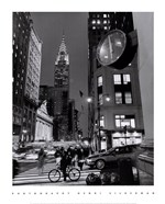 Chrysler Clock, Madison Avenue