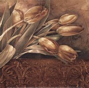 Copper Tulips II