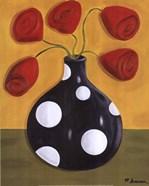 Polka Dot Tulips