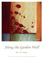 Along the Garden Wall