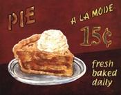 Pie A La Mode