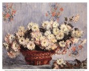 Basket of Chrysanthemums, c.1878
