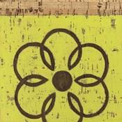 Key Lime Rosette II