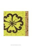 Key Lime Rosette III