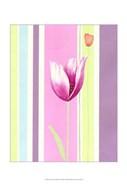 Flowers & Stripes III