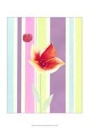 Flowers & Stripes IV