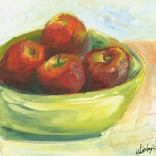 Bowl of Fruit III