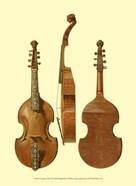 Antique Violas II