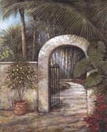 Tranquil Garden II