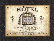 Hotel de l&#39;Opera