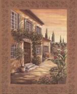 Provence Courtyard I