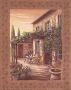 Provence Courtyard II