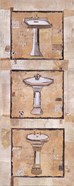 Vintage Sinks I
