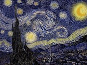 The Starry Night, c.1889