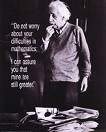 Einstein - Do Not Worry