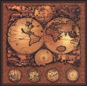 Map - Cartographica 3