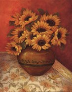 Tuscan Sunflowers II - mini