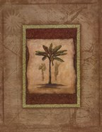 Palm Botanical Study I