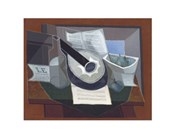 Still Life with a Guitar, 1925