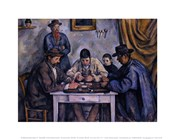 The Card Players, c.1890