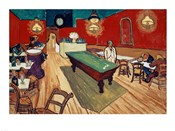 The Night Cafe in the Place Lamartine in Arles, c.1888