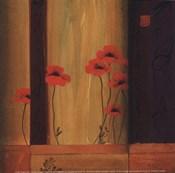 Poppy Tile I