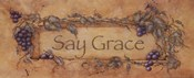 Say Grace