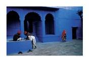 Jodhpur, India (Blue), 1996