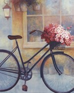 Fleurs/Bicyclette I