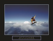 Attitude - Skateboarder