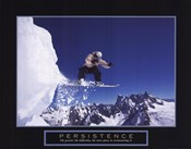 Persistence - Snowboarder