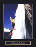 Challenge - Ice Climber